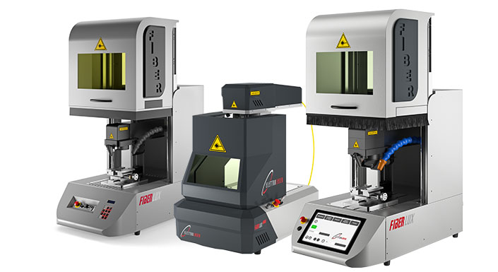 marcatrici per incisione tramite laser