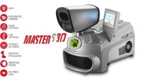 Master S 3D