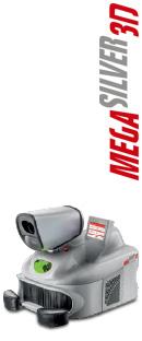 Mega Silver 3D