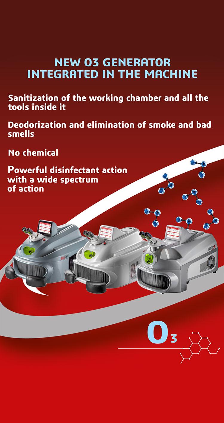 sanificazione ad ozono